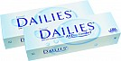 Focus Dailies All Day Comfort daglens 2x 30-pack Sterktes L R