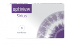 Optiview Sirius Maandlens 4x6 -pack..