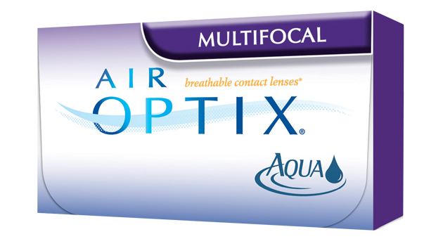 AIR OPTIX®AQUA MULTIFOCAL
