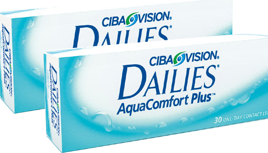 Dailies Aqua Compfort Plus